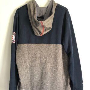 445163a03 adidas Jackets   Coats - Adidas Chicago Fire FC Fleece Jacket